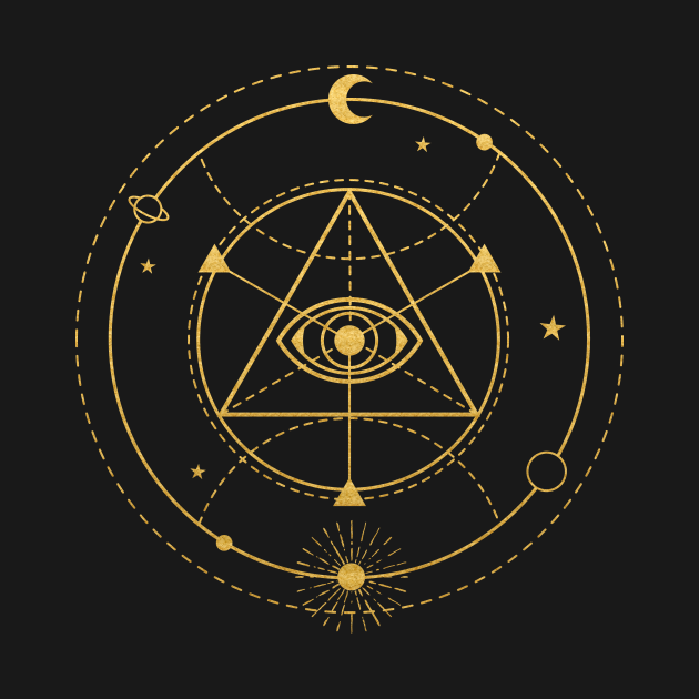Enlightenment Metaphysical Sacred Geometry