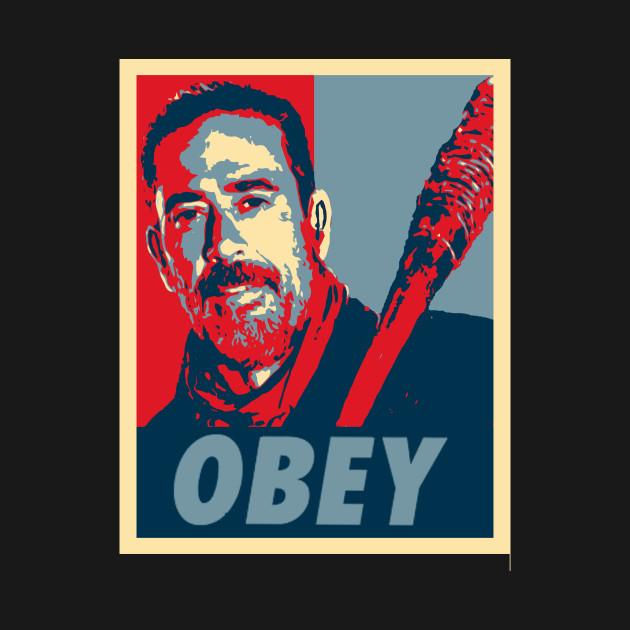 Negan Obey