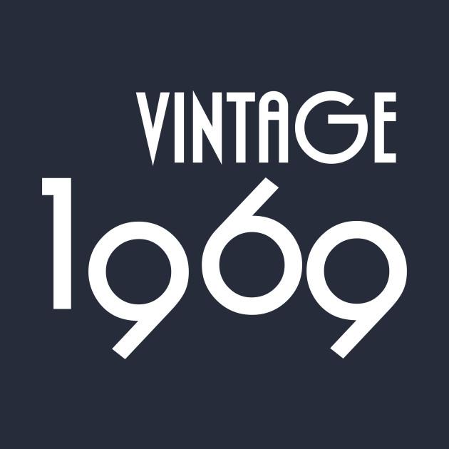 VINTAGE 1969 . BEST SELLER