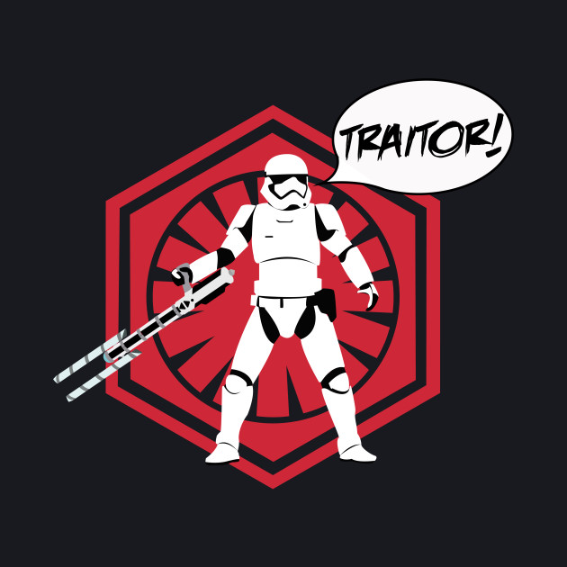 TR-8R! (StormTrooper from SW: The Force Awakens)