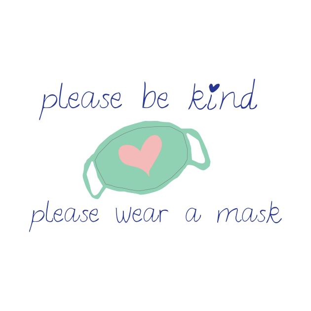 Covid 19 - Please wear a mask