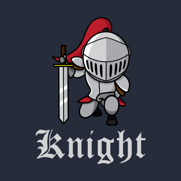 Templar Knight Warrior