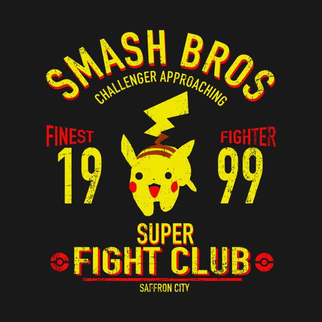 Saffron City Fighter T-Shirt