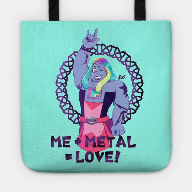 Bismuth+metal=love