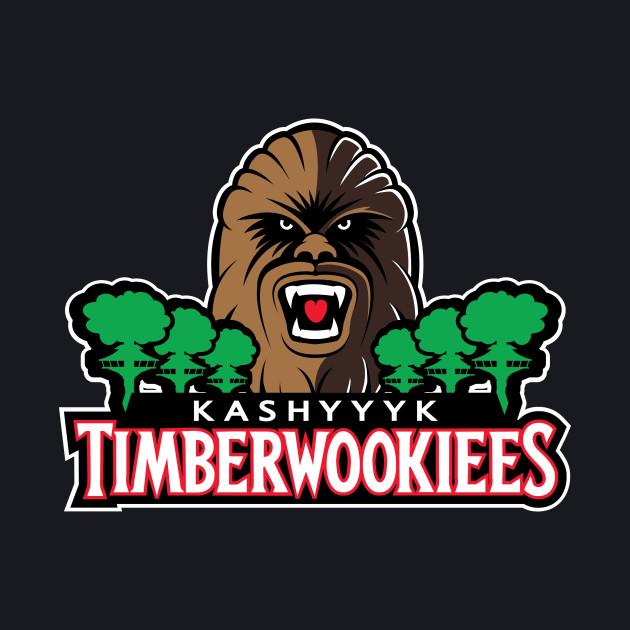 Kashyyyk Timberwookiees
