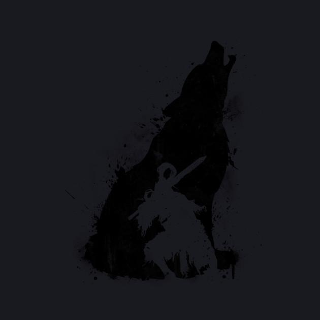 Artorias - Sif Version Black
