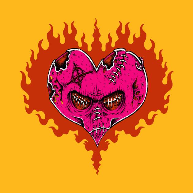 Zodiac Killer Heart