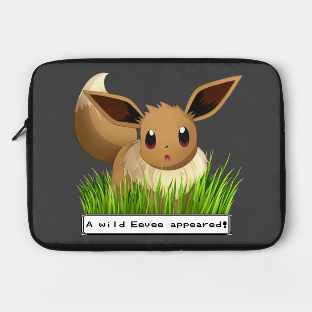 A Wild Eevee Appeared!