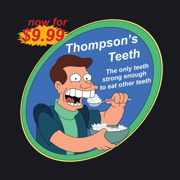 Thompson's Teeth