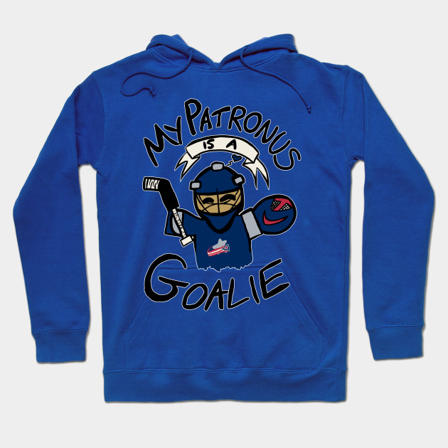 My Patronus is a Goalie (CBJ Edition)