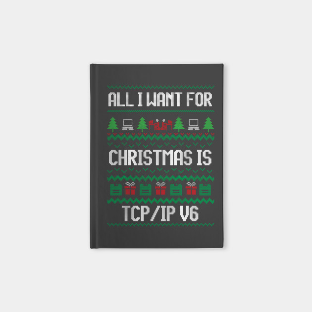 Funny Ugly Christmas Computer Programmer T-Shirt for Geek