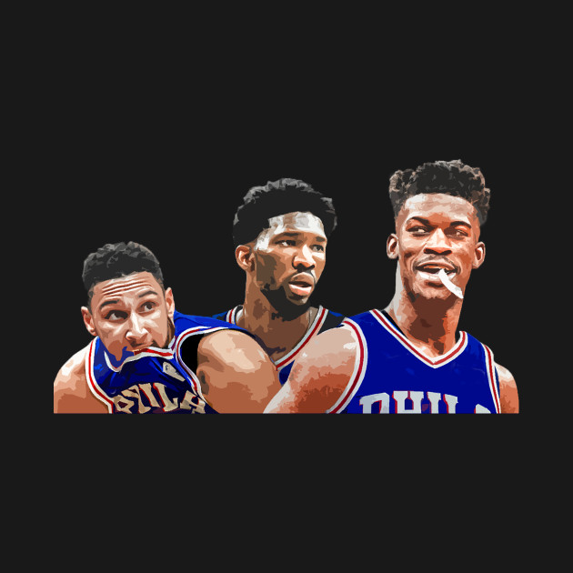 Butler Embiid and Simmons