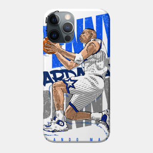 Penny Hardaway Phone Cases - iPhone and Android | TeePublic