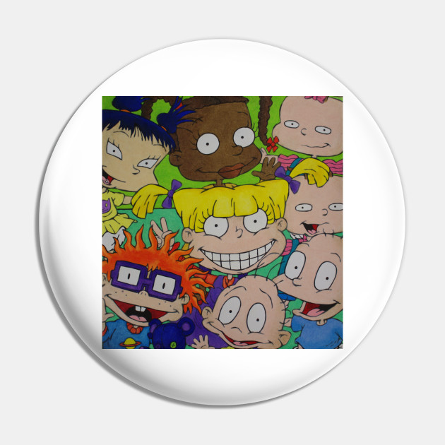 Rugrats Group Picture