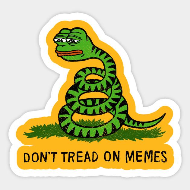 Image result for Don't tread on meme