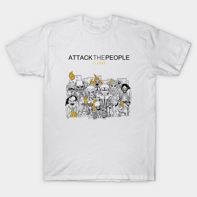 Attack the People