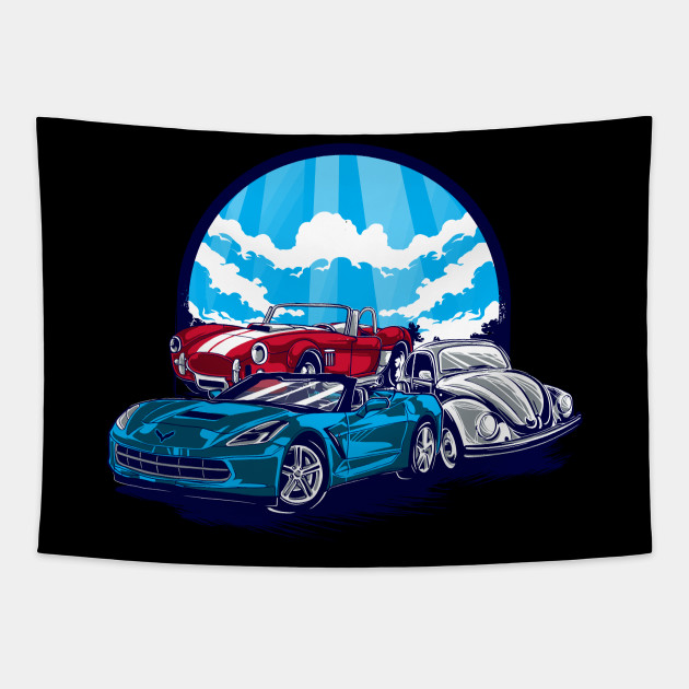 Sports Cars, Racing Cars, Vintage Cars, Retro Cars