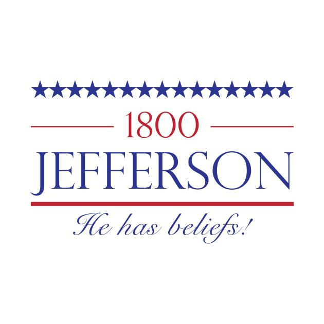 Vote for Jefferson 1800!