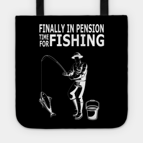 Funny Fishing Quotes Totes Teepublic