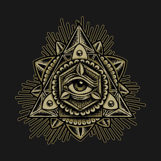 Sacred Trinity Eye