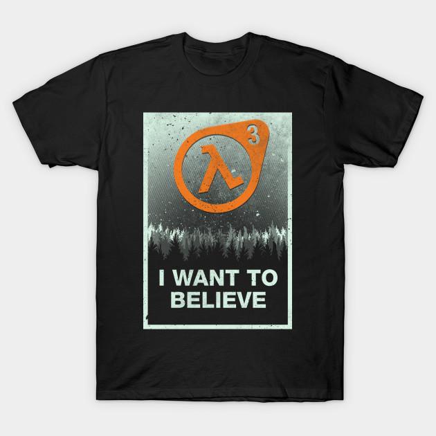 T-shirt Half Life