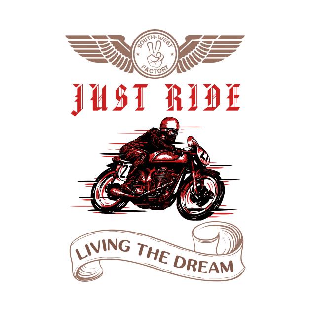 Just Ride Vintage