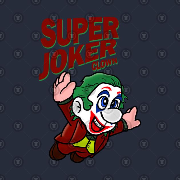 Super Joker Clown