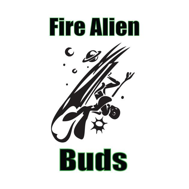 Fire Alien Buds