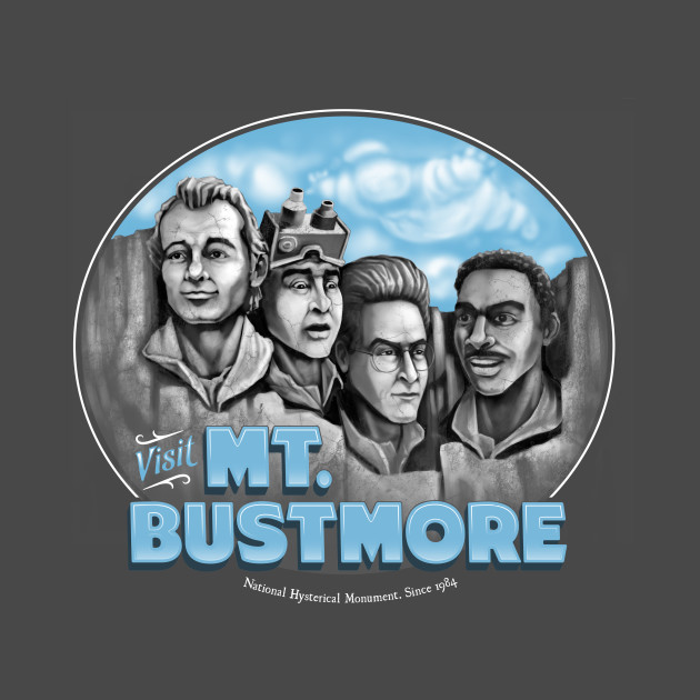 Mount Bustmore T-Shirt