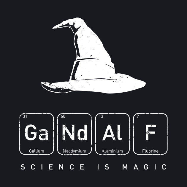 Gandalf's Magical Science