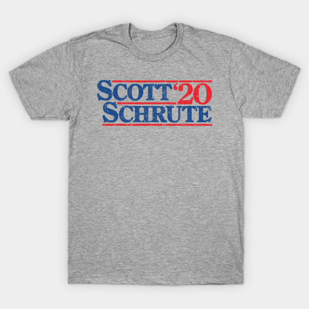 Michael Scott - Dwight Schrute 2020