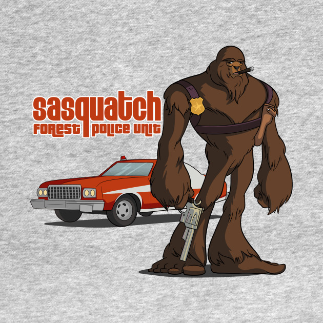 Sasquatch - Forest Police Unit