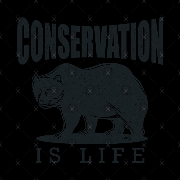 Conservation Is Wildlife Gift For Animal Lovers