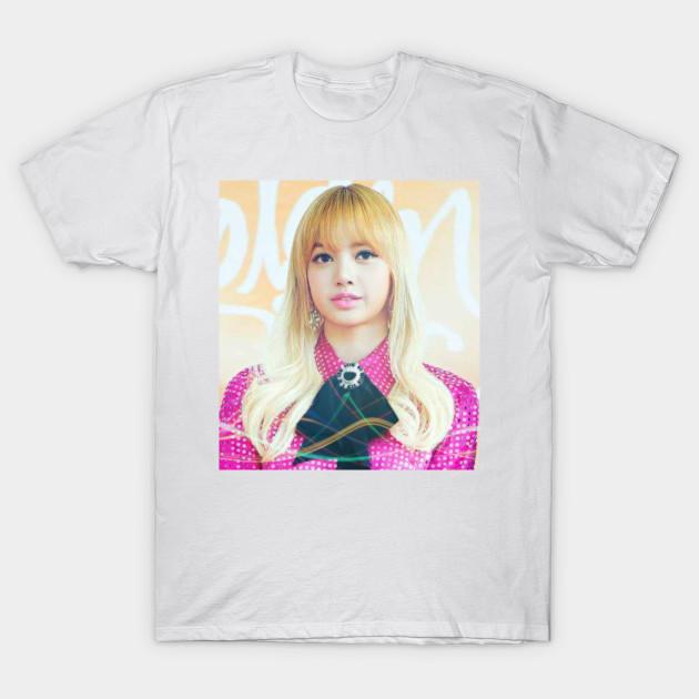 Lisa Blackpink Lisa Blackpink T Shirt Teepublic