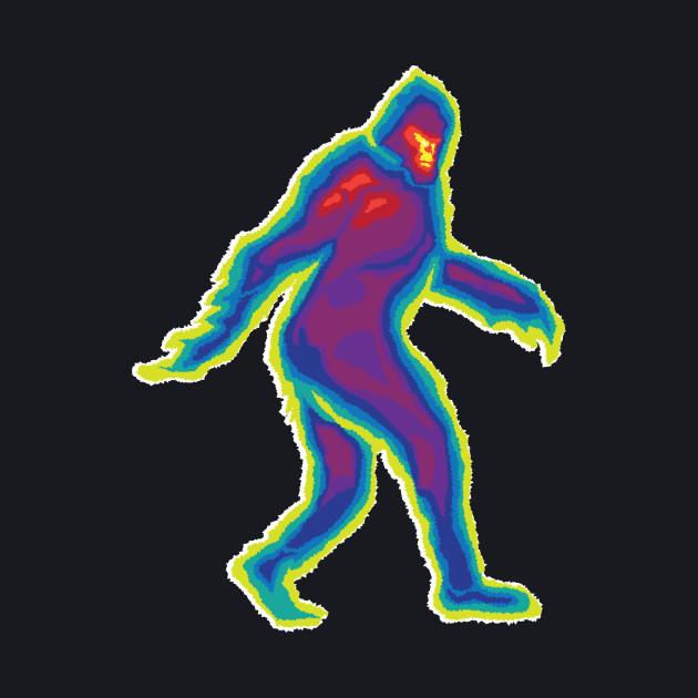 Heat Vision - Bigfoot
