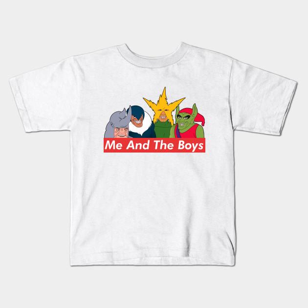 8a420a295c4b Me and the boys supreme (Dank memes) v1 - Me And The Boys Meme ...