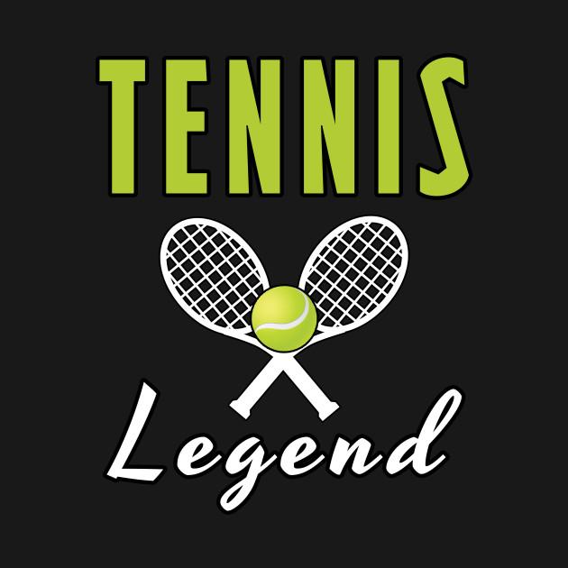 Tennis Legend