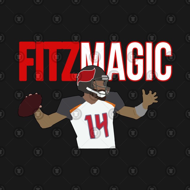 best cheap c8121 a7889 Ryan Fitzpatrick - FitzMagic