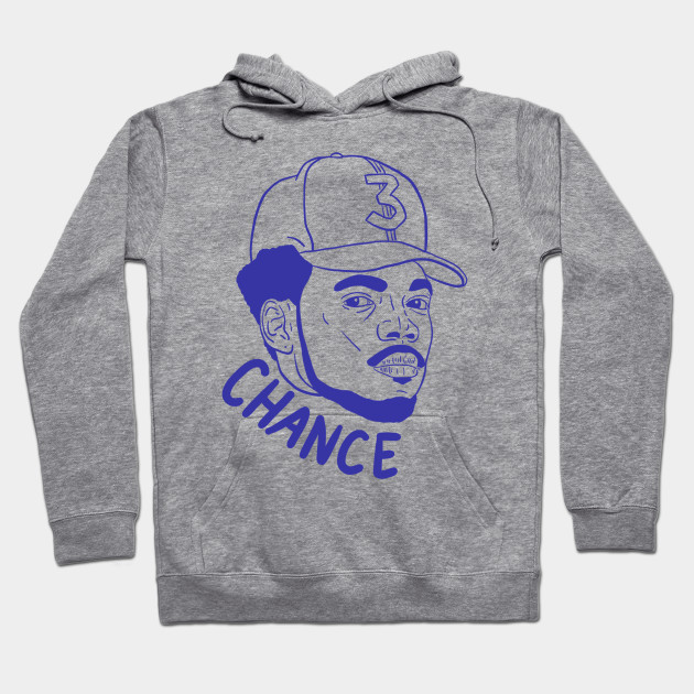 Chance The Rapper Chance The Rapper Hoodie Teepublic