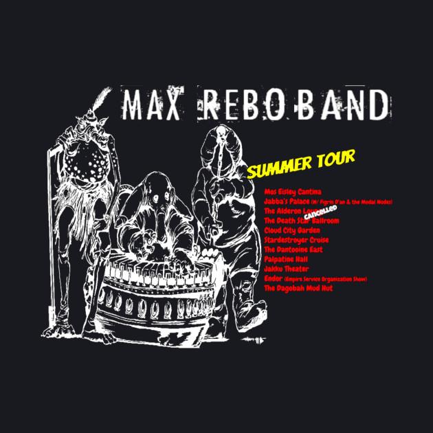 Max Rebo Band, Summer Tour