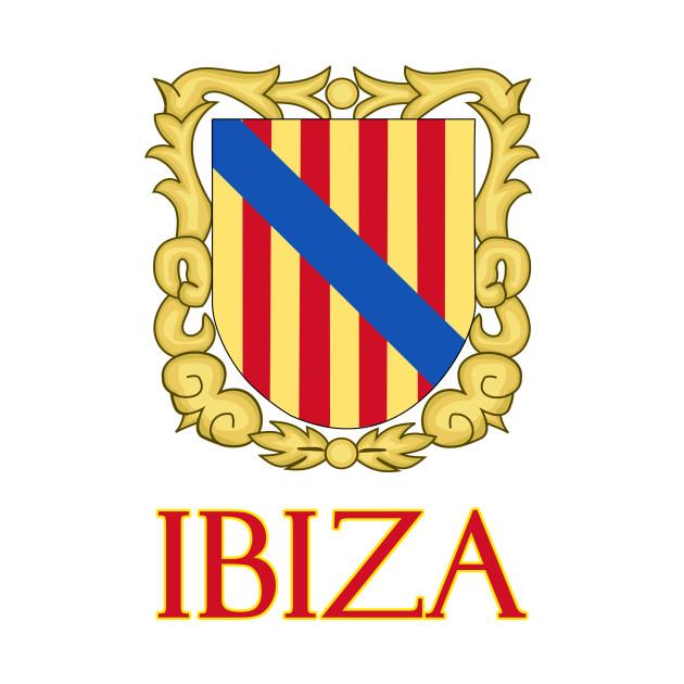 Ibiza - Coat of Arms Design