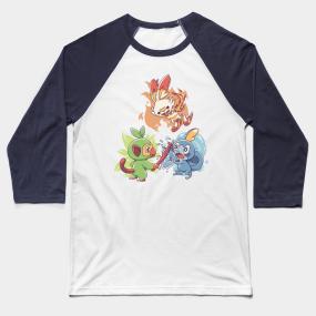 a47ce0a4 Galar Region Baseball T-Shirts   TeePublic