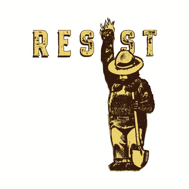 resist by smokey
