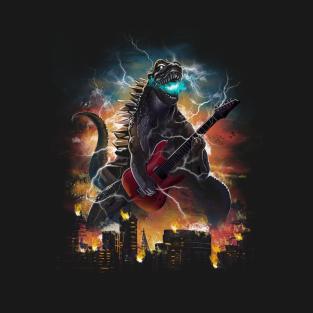 ROCKZILLA t-shirts