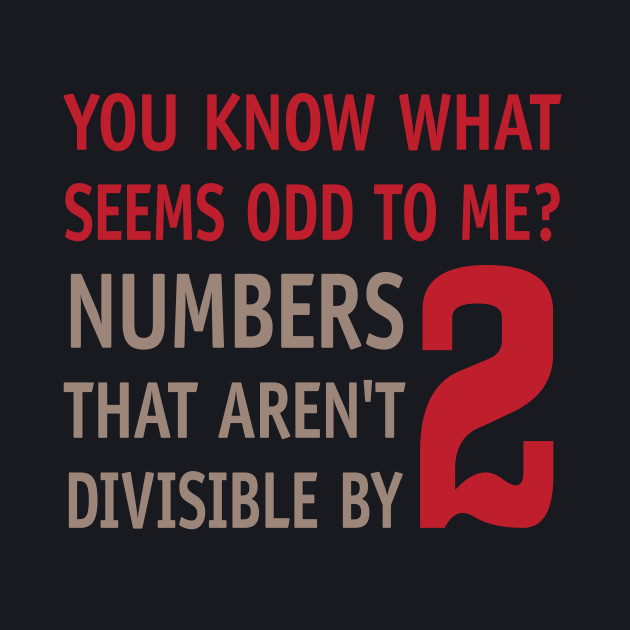 Odd Even Numbers