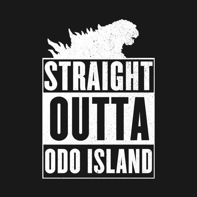 Straight outta Odo Island