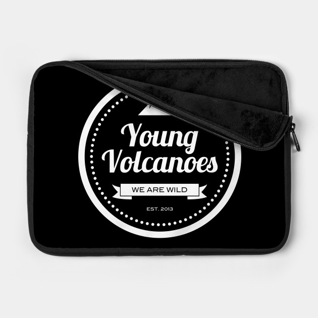 Fall Out Boy - Young Volcanoes (white text)