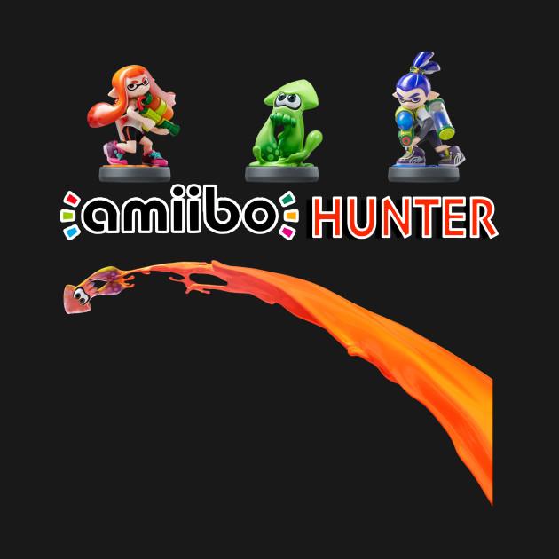 Amiibo Hunter- Splatoon