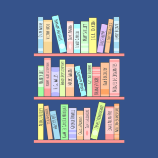 Classics Bookshelf T Shirt