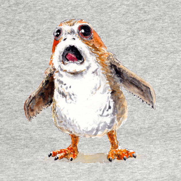 May the Porg Be With You